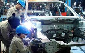 Địa phương thất thu ngân sách vì ô tô nhập khẩu