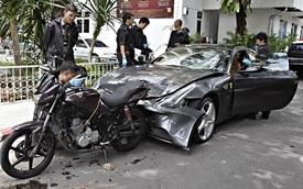 5 năm sau vụ lái siêu xe Ferrari FF đâm tử vong cảnh sát, người thừa kế tập đoàn Red Bull bị Interpol truy nã