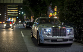"""Rolls-Royce Phantom 9 năm tuổi hồi sinh nhờ """"phẫu thuật ghép tim"""" của Toyota Supra"""