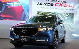 500 hợp đồng mua Mazda CX-5 2018 đã ký bán sau 1 tuần ra mắt