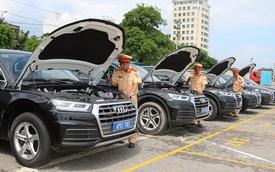 Hơn 1.000 ô tô phục vụ Tuần lễ cấp cao APEC 2017 được kiểm định