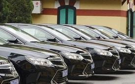 Thanh lý 761 xe công, trung bình mỗi xe bán được 46,2 triệu đồng