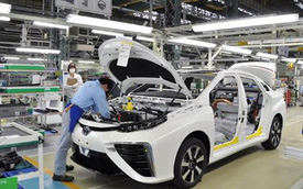 Ô tô lắp ráp trong nước 'đắt hàng' hơn xe nhập khẩu