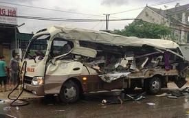 Đi xem vụ tông xe chết 3 người, 3 chú cháu tử nạn