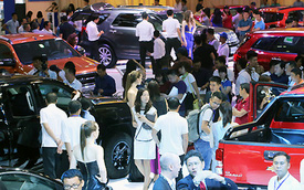 10 ôtô đắt khách nhất Việt Nam quý 1/2017