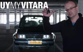 Làm thế nào bán được một chiếc ô tô đã 21 năm tuổi? Hãy xem đoạn video tự chế siêu đỉnh của YouTuber này