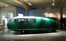 Chiêm ngưỡng xe Dymaxion: giấc mơ chưa từng được cất cánh về một chiếc tàu bay cá nhân, giúp đi bất cứ đâu trên thế giới