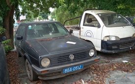 Cận cảnh chiếc xe công giá 15 triệu ở Vĩnh Phúc: 'Của rẻ là của ôi'