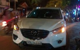 Hải Phòng: Một phụ nữ lái Mazda gây tai nạn liên hoàn