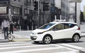 Xe tự lái của General Motor sẽ lăn bánh xuống đường phố Mỹ vào năm 2019