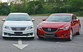 Toyota vs Trường Hải: Cuộc đua thị phần khó đoán trong năm 2018