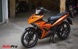 Cận cảnh Yamaha Exciter 150 màu mới tại Việt Nam