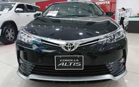 Giảm giá mạnh, Toyota Altis bán vượt Kia Cerato, phả hơi nóng lên Mazda3