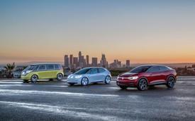 Đe doạ Tesla, Volkswagen lần đầu bán xe điện nhiều nhất tại châu Âu