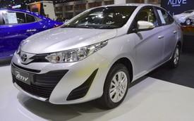 Chi tiết Toyota Yaris bản sedan thế hệ mới tại Đông Nam Á
