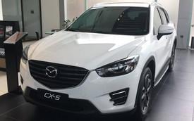 Đại lý xả hàng tồn Mazda CX-5, giảm giá 50 triệu đồng
