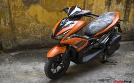 Ảnh thực tế Yamaha NVX 155 ABS phiên bản màu giới hạn
