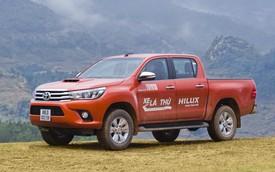 Toyota Hilux thoát ế, doanh số tăng gấp hơn 24 lần chỉ sau một tháng