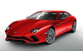"""Sau Urus, Lamborghini Estoque sẽ được """"bật đèn xanh"""" sản xuất thương mại?"""