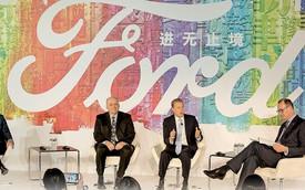 Ford bán xe online tại Trung Quốc - Thuốc thử trước khi toàn cầu hoá?