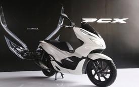 Honda PCX 2018 ra mắt: thiết kế mới, thêm ABS