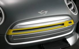 MINI chuẩn bị có thay đổi lớn, mở đầu bằng việc gắn logo mới lên xe