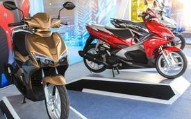 Honda Air Blade: 10 năm vượt lên Yamaha Nouvo trước khi nhường ngôi vương cho Honda Vision