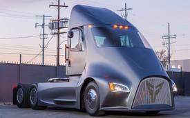 Vừa ra mắt, siêu xe tải điện của Tesla đã gặp đối thủ