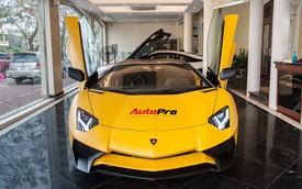 Hà Nội hiện có bao nhiêu chiếc Lamborghini?