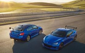 """Nếu chậm chân, dân mê tốc độ sẽ """"bỏ lỡ"""" Subaru WRX STI và Subaru BRZ phiên bản mới"""