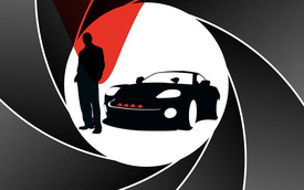 Các dòng xe đi cùng năm tháng với điệp viên 007