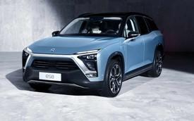SUV 7 chỗ Trung Quốc NIO ES8 quyết hạ bệ Tesla Model X bằng giá rẻ