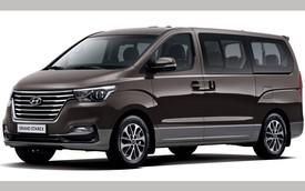 Hyundai Starex 2017: Vỏ xe thương mại, ruột xe gia đình