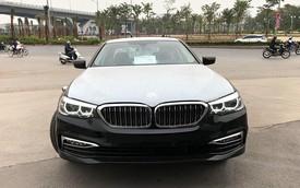 Sedan hạng sang BMW 5-Series 2017 đầu tiên về Việt Nam