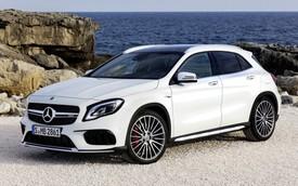 """Mercedes-Benz GLA là """"xe đáng thất vọng nhất tại Mỹ"""""""