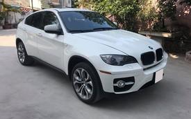 Xe thanh lý BMW X6 đời 2008 rao bán lại giá 899 triệu đồng