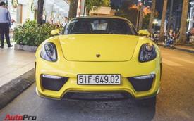 Porsche Boxster khoác áo 918 Spyder tại Sài Gòn