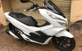Xem trước hình ảnh thực tế Honda PCX thế hệ mới