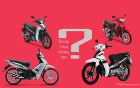 Có khoảng 20 triệu đồng, nên chọn xe máy nào chơi Tết?