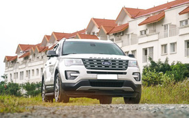 Ford Việt Nam là đơn vị đầu tiên được cấp giấy phép nhập khẩu xe