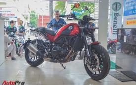 Chi tiết Benelli Leoncino rẻ bằng một nửa Ducati Scrambler Sixty2 vừa về Việt Nam