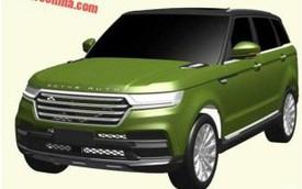 Hãng xe Trung Quốc đăng ký bản quyền thiết kế nhái Range Rover Sport