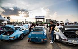 Ngợp trước thiên đường Porsche tại Thái Lan