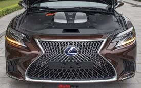 Lexus bán xe hybrid chính hãng đầu tiên Việt Nam