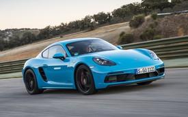 Bộ đôi Porsche 718 Cayman và 718 Boxster thêm bản GTS hớp hồn dân mê tốc độ
