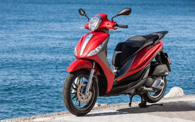 Cạnh tranh Honda SH dịp cuối năm, Piaggio Medley giảm 5 triệu đồng