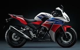 Mô tô thể thao Honda CBR250R 2017 ra mắt với giá 99,6 triệu Đồng