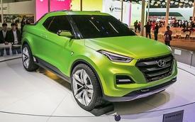 Xe bán tải Hyundai Creta STC sẽ được bán ra vào năm 2019