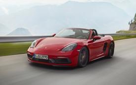 Porsche vén màn bản cao cấp mới của 718 Boxster và 718 Cayman