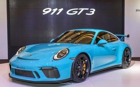 Porsche 911 GT3 2018 ra mắt Đông Nam Á, giá hơn 400.000 USD